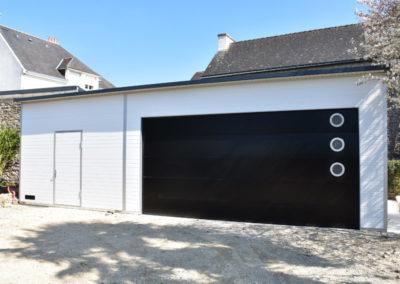 Garage isolé 10.00x6.00m Bretagne Morbihan