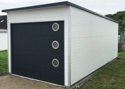 Garage isolé 3.00x7.00m Bretagne Morbihan