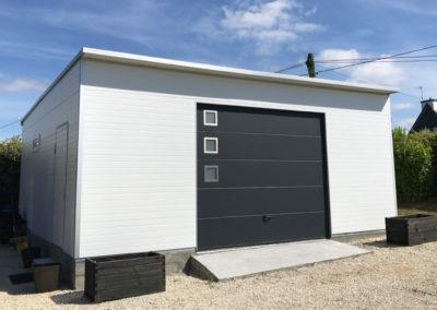 Garage 7.00m x 7.10m Bretagne